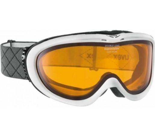 Ochelari Ski si Snowboard Uvex Comanche Optic White- Black- Orange