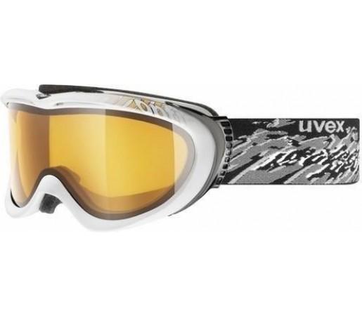 Ochelari Ski si Snowboard Uvex Comanche Optic White- Grey