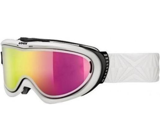 Ochelari Ski si Snowboard Uvex Comanche Take Off Polavision White