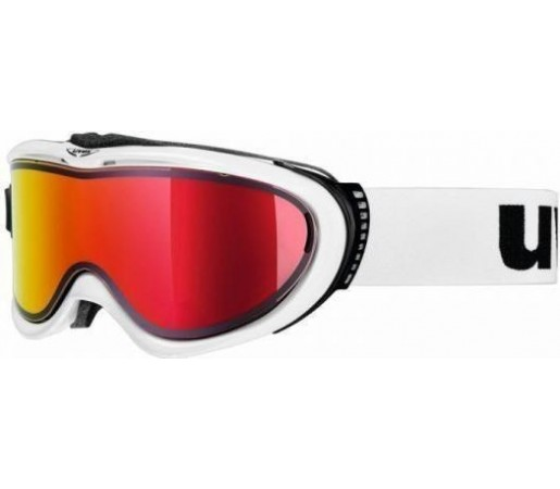Ochelari Ski si Snowboard Uvex Comanche Take Off White