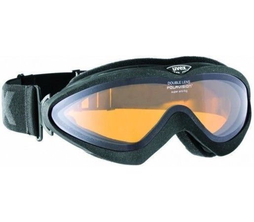Ochelari Ski si Snowboard Uvex Corus Pola Black