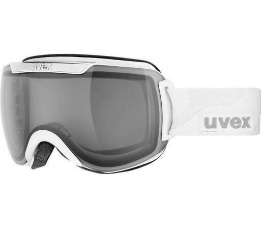 Ochelari Ski si Snowboard Uvex Downhill 2000 Polavision Pro White