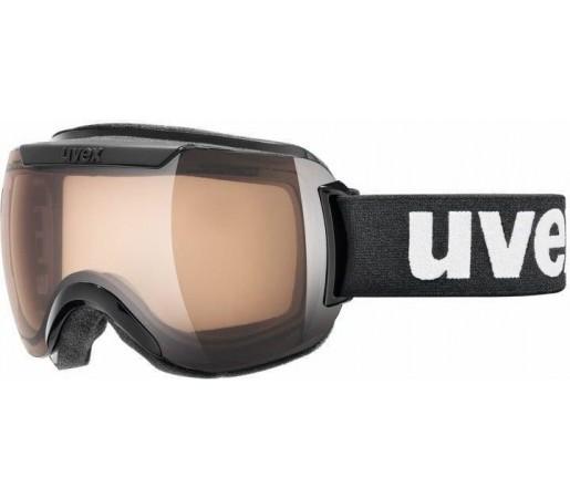 Ochelari Ski si Snowboard Uvex Downhill 2000 Vario Black