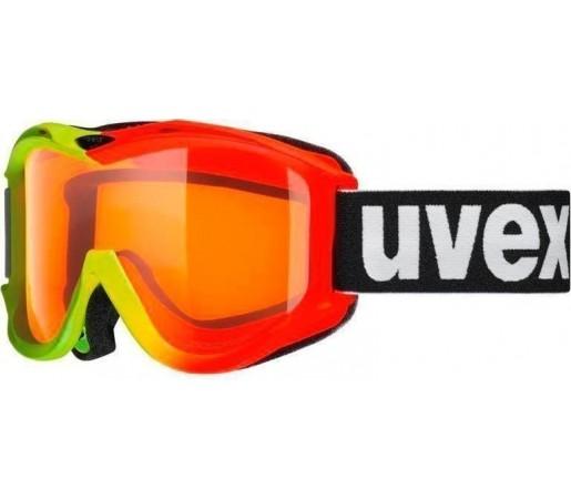 Ochelari Ski si Snowboard Uvex FP 501 Yellow- Orange