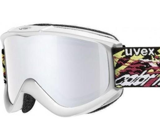 Ochelari Ski si Snowboard Uvex FX Flash White