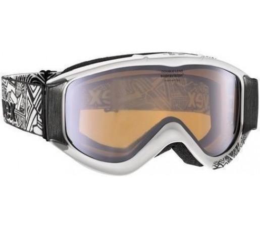 Ochelari Ski si Snowboard Uvex FX Pro Silver