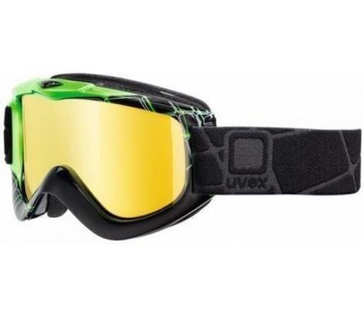 Ochelari Ski si Snowboard Uvex GGL4 Black- Green