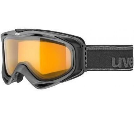 Ochelari Ski si Snowboard Uvex GGL 300 Black Carbon