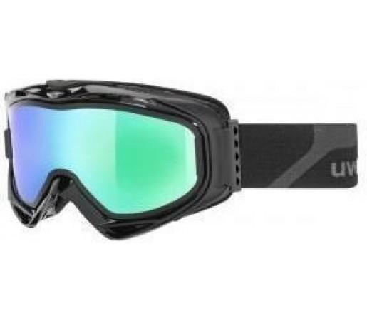 Ochelari Ski si Snowboard Uvex GGL 300 Take Off Polavision Black Matt