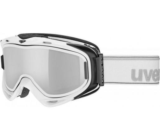Ochelari Ski si Snowboard Uvex GGL 300 Take Off White
