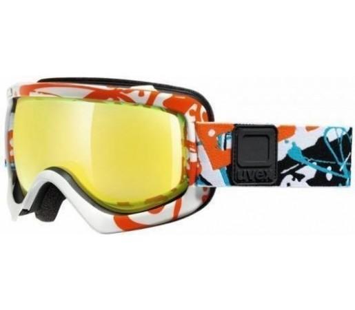 Ochelari Ski si Snowboard Uvex GGl 5 Sioux Cf White- Orange