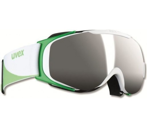 Ochelari Ski si Snowboard Uvex GGL 9 Recon Ready White- Green