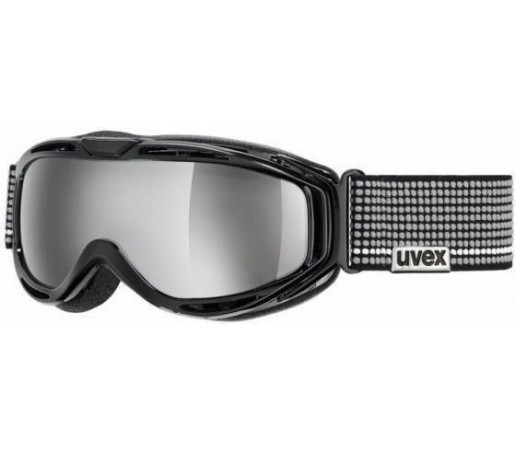 Ochelari Ski si Snowboard Uvex Hypersonic Pola HD Black