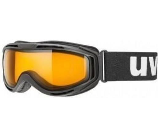 Ochelari Ski si Snowboard Uvex Hypersonic Pure Black