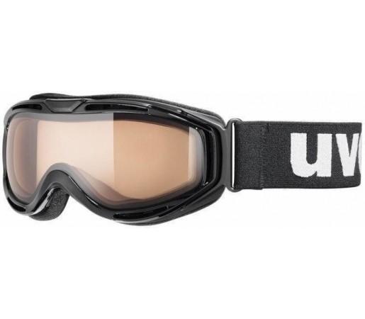 Ochelari Ski si Snowboard Uvex Hypersonic Vario Black