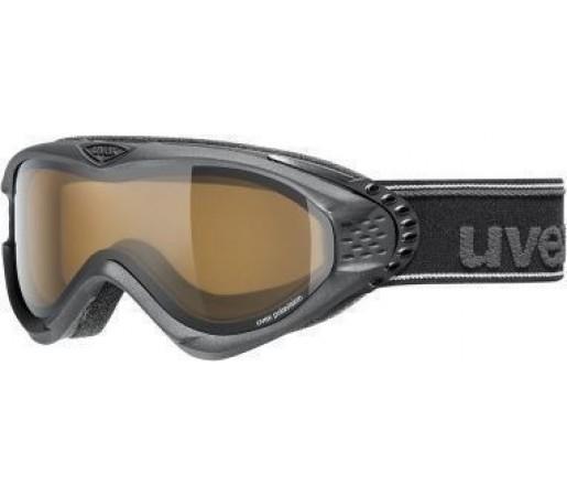 Ochelari Ski si Snowboard Uvex Onyx Pola Black Matt