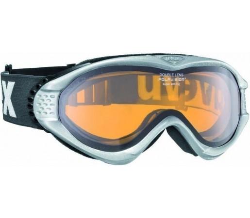 Ochelari Ski si Snowboard Uvex Onyx Pola Silver
