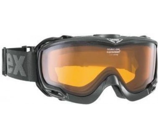 Ochelari Ski si Snowboard Uvex Orbit Optic Electric Black