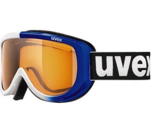 Ochelari Ski si Snowboard Uvex Racer White- Blue