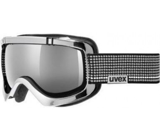 Ochelari Ski si Snowboard Uvex Sioux HD Silver- Black