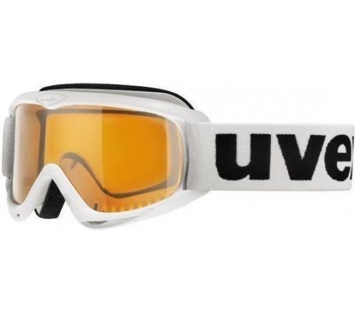 Ochelari Ski si Snowboard Uvex Snowcat White- Black