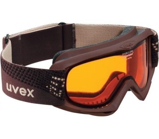 Ochelari Ski si Snowboard Uvex Snowfire Brown