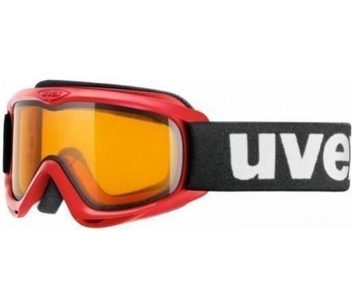 Ochelari Ski si Snowboard Uvex Snowfire Red