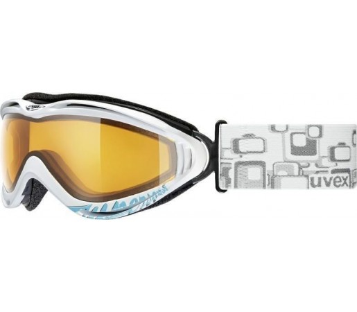 Ochelari Ski si Snowboard Uvex Supersonic II White
