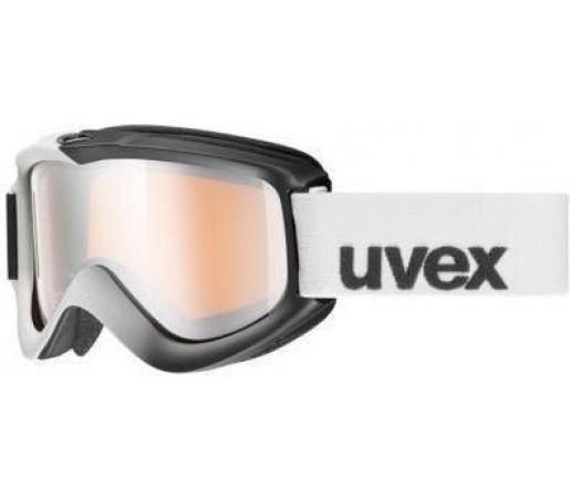 Ochelari Ski si Snowboard Uvex Tune Up White- Black