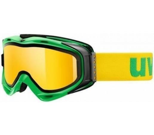 Ochelari Ski si Snowboard Uvex Uvision Take Off Green