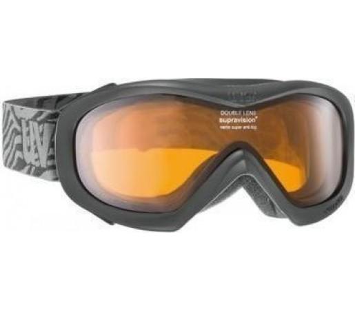 Ochelari Ski si Snowboard Uvex Wizzard DL Black- Grey