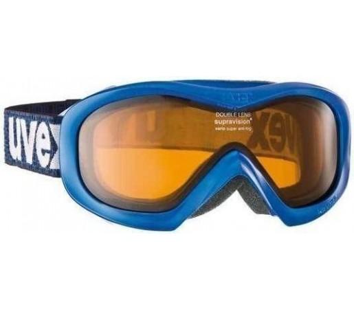 Ochelari Ski si Snowboard Uvex Wizzard DL Blue