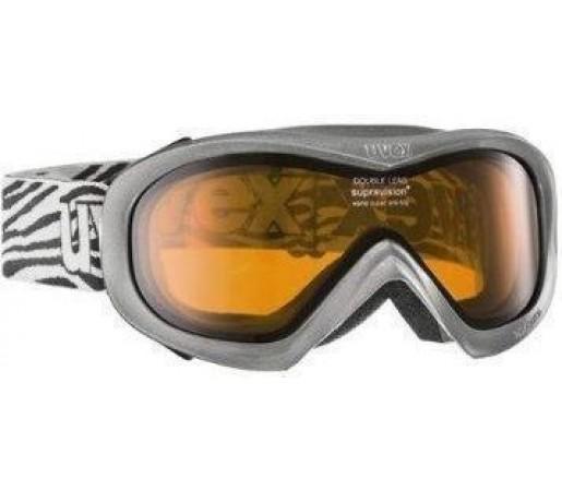 Ochelari Ski si Snowboard Uvex Wizzard DL Grey
