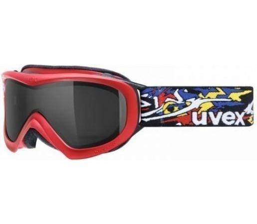 Ochelari Ski si Snowboard Uvex Wizzard DL Red