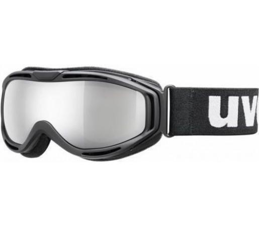 Ochelari Ski si Snowboard Uvex Hypersonic Black