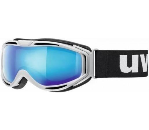 Ochelari Ski si Snowboard Uvex Hypersonic White