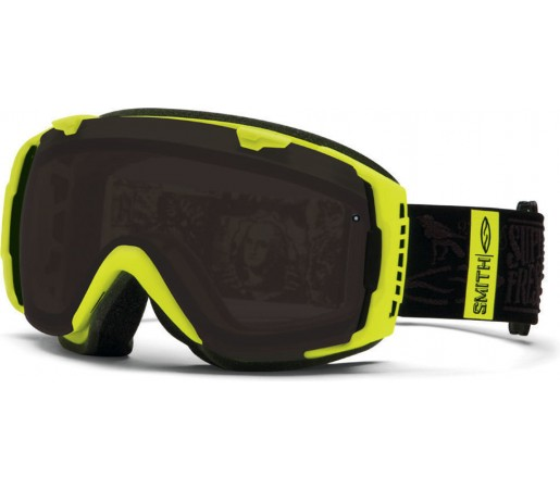 Ochelari Schi si Snowboard Smith I/O Acid W3 / Blackout