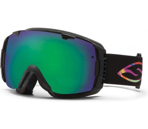 Ochelari Ski si Snowboard Smith I/O Facemelter/ Green Sol- X