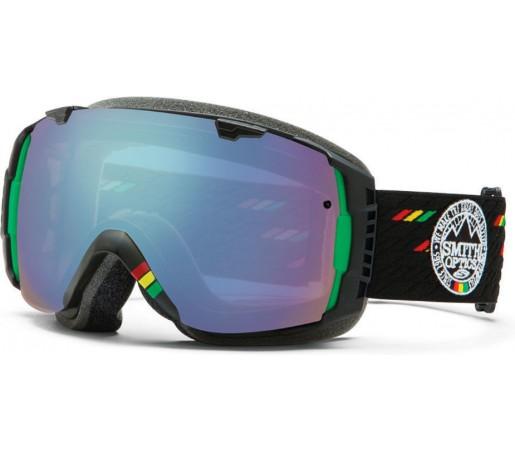 Ochelari Schi si Snowboard Smith I/O Irie Rockers/ Blue Sensor