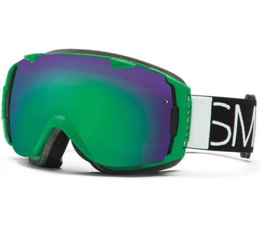Ochelari Schi si Snowboard Smith I/O Kelly Blockhead/ Green Sol- X