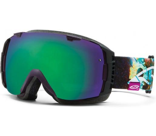 Ochelari Ski si Snowboard Smith I/O Sage Chakana/ Green Sol- X