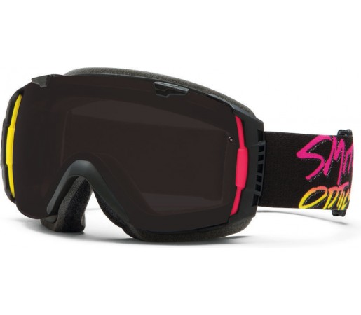 Ochelari Schi si Snowboard Smith I/O Stay Rad / Blackout