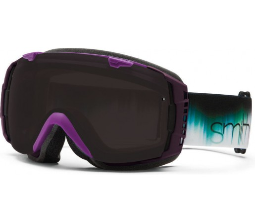 Ochelari Schi si Snowboard Smith I/O Violet Ombre Black