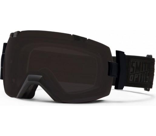 Ochelari Ski si Snowboard Smith I/OX Darkness/ Black