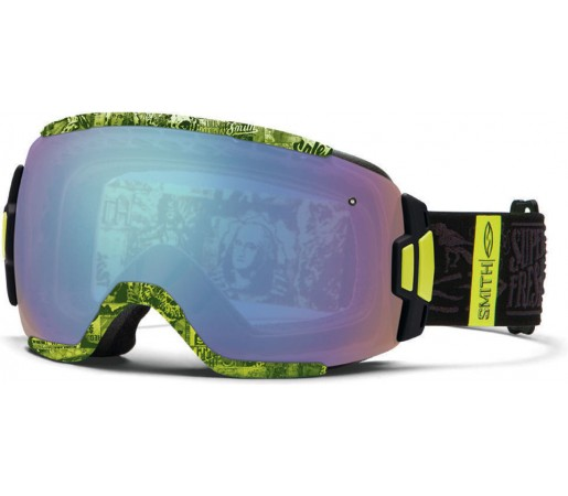 Ochelari Schi si Snowboard  Smith VICE ACID W3 Blue