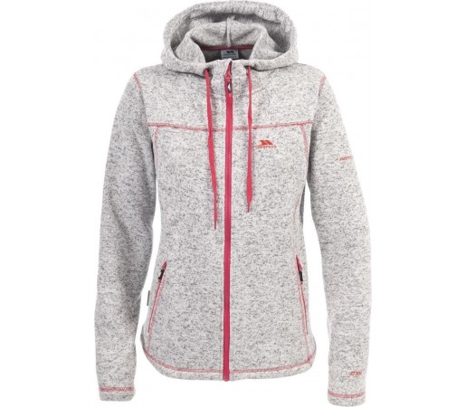 Midlayer Trespass Odelia Grey/Red