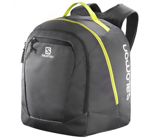 Rucsac clapari Salomon Original Gear Backpack Negru/ Galben