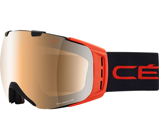 Ochelari Schi si Snowboard Cebe Origins L Vario Rosii
