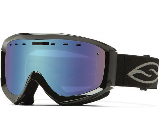 Ochelari Schi si Snowboard Smith PROPHECY OTG Black / Blue Sensor mirror