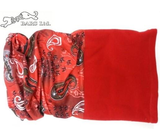 Neck Tube Bars Red
